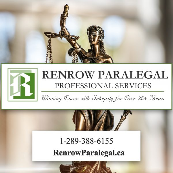 About Renrow Paralegal